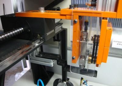 Bancada para testes de estanqueidade e obstrução em tubulações de combustível_e