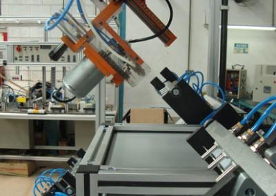 Bancada para testes de estanqueidade e obstrução em tubulações de combustível_m