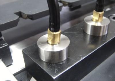 Bancada para testes de estanqueidade tubulação e injeção de combustível 05